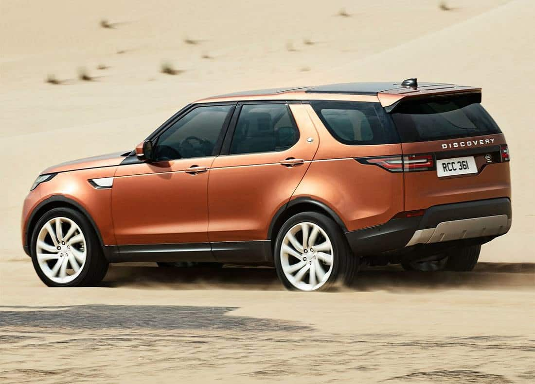 landrover discovery 2019