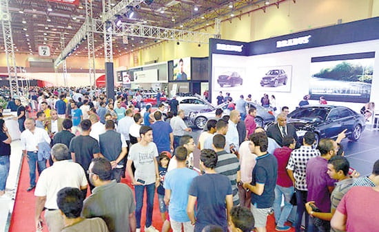 cairo international motor show